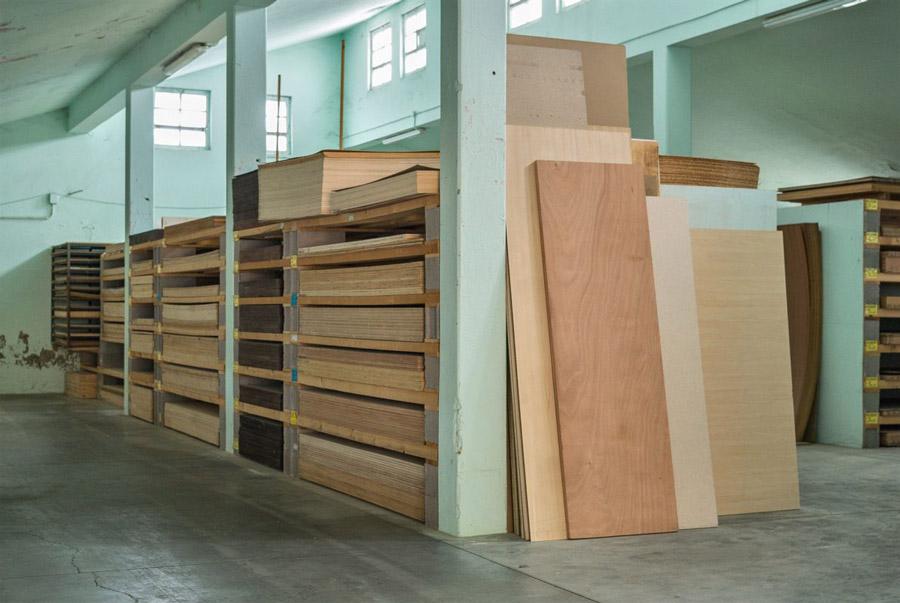 Pannelli in legno e pannelli in fibra